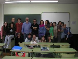 2015_12_22 IES Pedro de Luna LUCES BOHEMIA BERNARDA ALBA coloquio_1