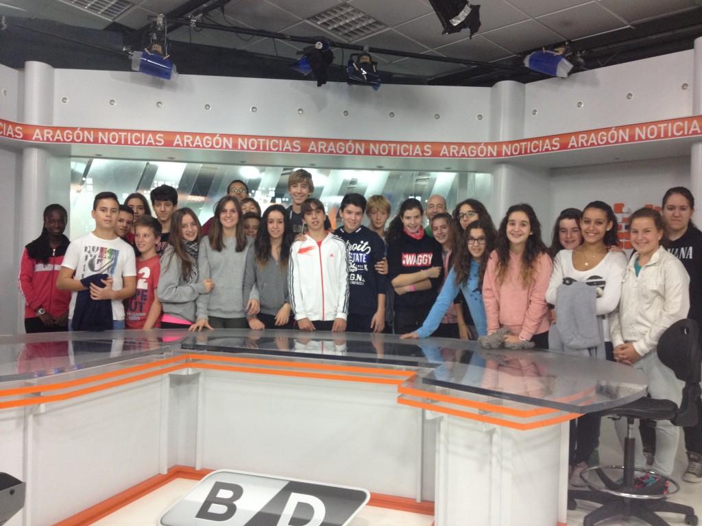 Aragón Televisión 15 octubre