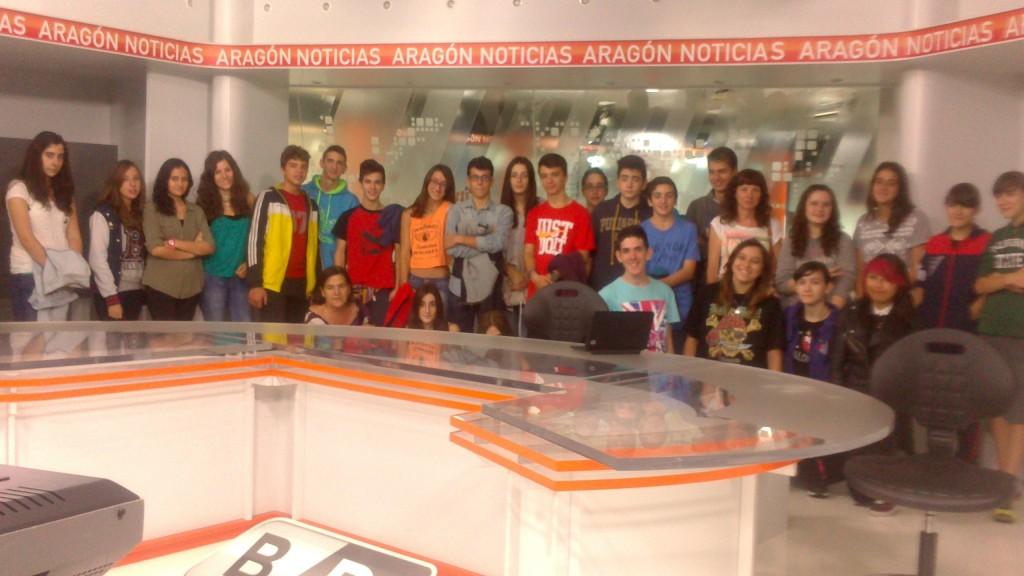 Aragón Televisión 22 octubre