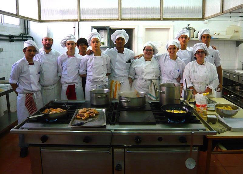 I e s pedro de luna formaci n profesional b sica for Formacion profesional cocina