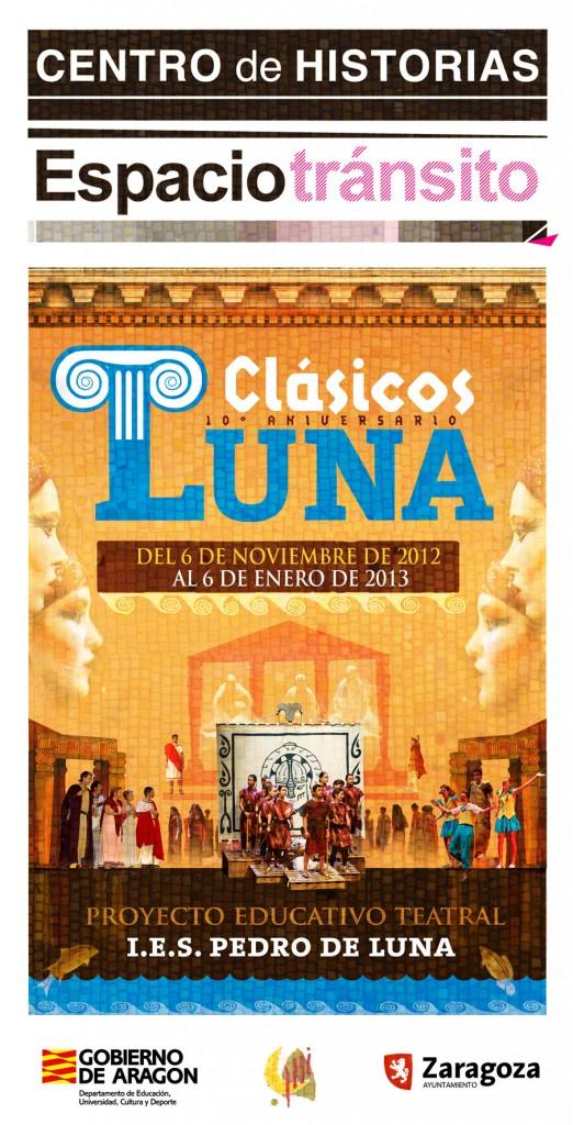 Décimo aniversario Clásicos Luna