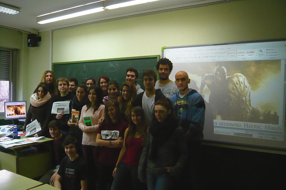 Clasicos Luna ILIADA aula LENGUA Epica y Tragedia Bachillerato-Artes C-1 WEB-01