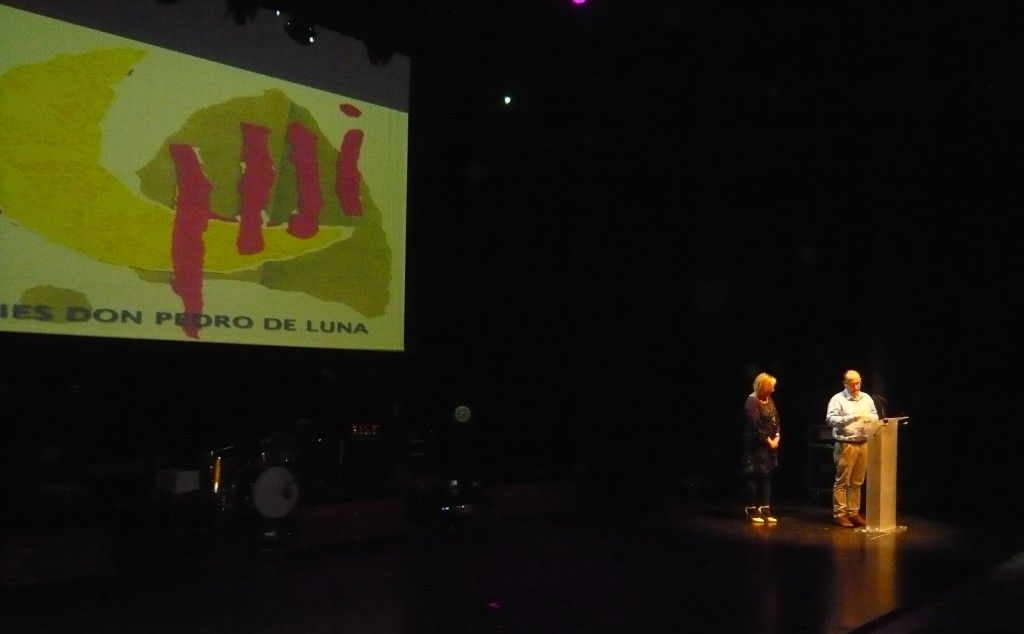 IES Pedro de Luna_Premio Ares