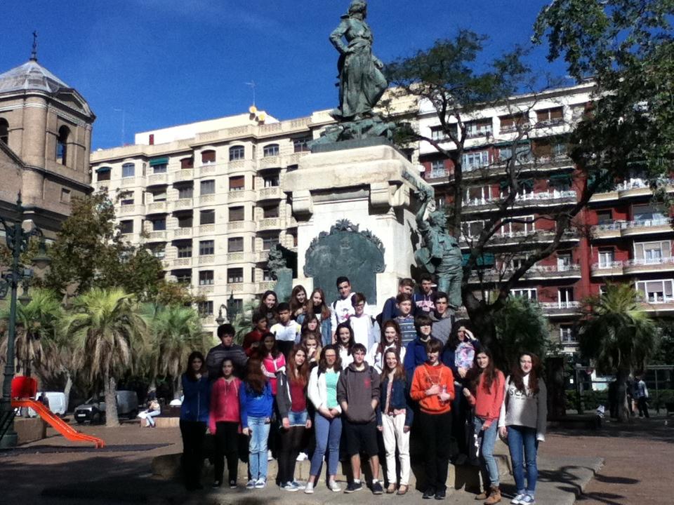 Intercambio inglés en el Portillo 22 octubre 2014