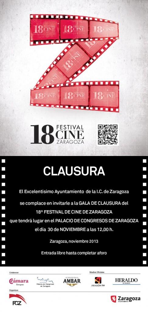 XVIII Festival de Cine Zaragoza