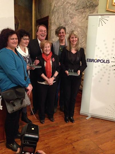 entrega premios ebropolis