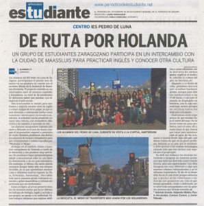 noticia de holanda